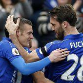 Fuchs will mit Leicester Sensation