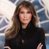 First Lady erntet Spott für Porträtfoto