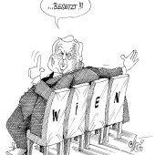 Wiener Sitzordnung!