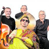 Jazz & Theater: Base Jazz Trio & Stefan Bösch, heute 21 Uhr, Jazzhus Lustenau