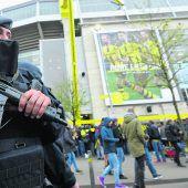 Sport. Nach Anschlag auf Mannschaftsbus von Borussia Dortmund