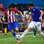 Knapper 1:0-Sieg von Atlético über Leicester