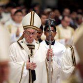 Papst beginnt Osterfeierlichkeiten mit Friedensappell