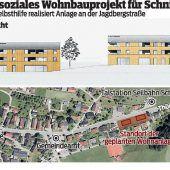 15 neue Wohnungen entstehen in Schnifis