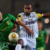 0:2-Niederlage vor Lipas Augen