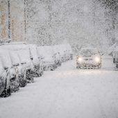 Mehr Schnee als an Weihnachten