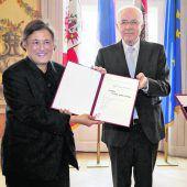 Thailändische Prinzessin erhält Tiroler Orden