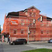 Neue Farbe für das Höchster Gemeindeamt