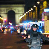 Terrorverdacht nach tödlichen Schüssen in Paris