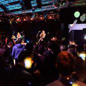Intensiver Auftritt beim Dynamo-Fest