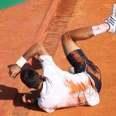 Djokovic von Goffin besiegt