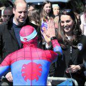 London Marathon: Royals zum Anfassen