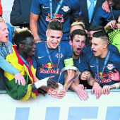 Historischer Triumph der Jungbullen in der UEFA Youth League