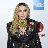 Madonna erzürnt über Filmprojekt