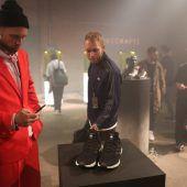 Sportschuhe aus dem 3D-Drucker von Adidas