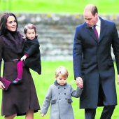 Royale Unterstützung bei Hochzeit von Pippa