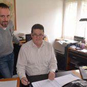 Finanzkooperation in Hofsteiggemeinden