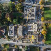 Vorarlberger Bauwirtschaft wächst weiter hoch hinaus