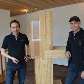 Experten in Sachen Holz