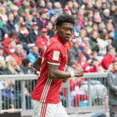 Bayern bangt um Alaba