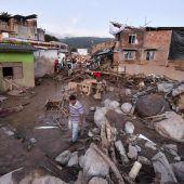 Nach Unwetter droht humanitäre Krise