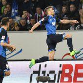 Hoffenheim bringt die Bayern zu Fall