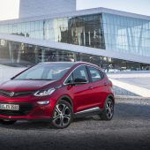 Reichweitensorgen kennt der Opel Ampera-e keine