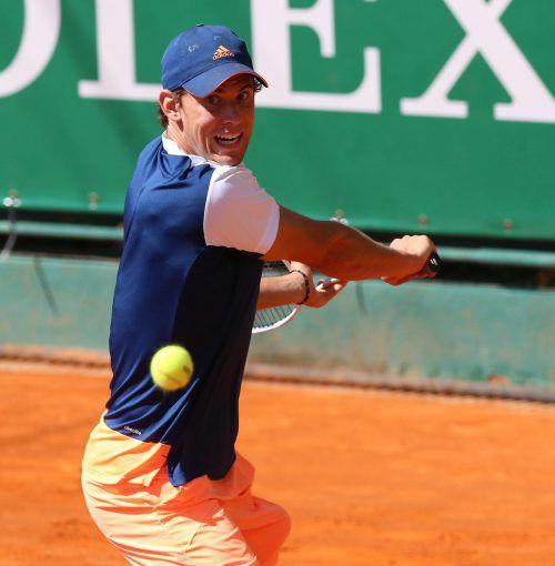 Im Halbfinale könnte Thiem auf Andy Murray treffen. Foto: gepa