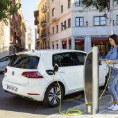 Kein Strom bei VW