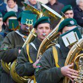 Militärmusik sucht Personal