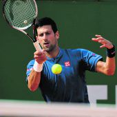 Djokovic mit viel Arbeit, Thiem spielt heute