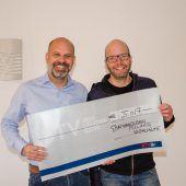 Über 5000 Euro für Montafoner Hilfsprojekt