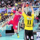 10 x 2 Karten für das Handball-Viertelfinale