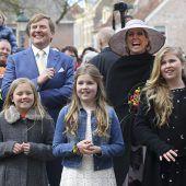 König Willem-Alexander feiert 50. Geburtstag