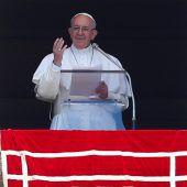 Wirbel um Aussage von Papst Franziskus