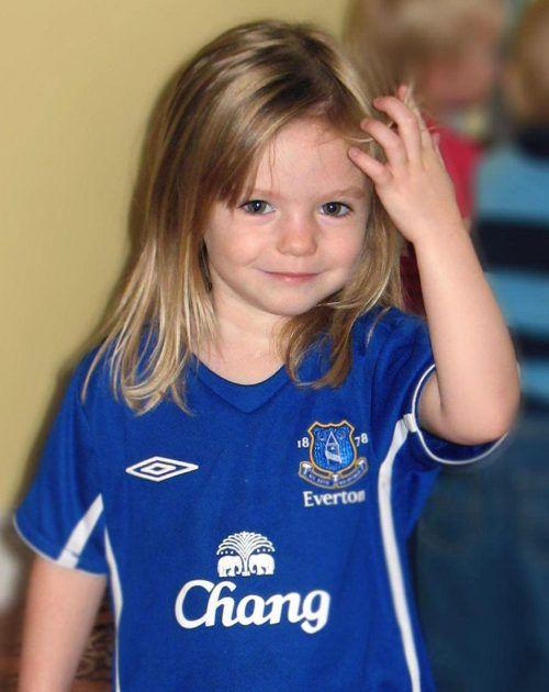 Madeleine McCann ist am 3. Mai 2007 in Portugal verschwunden.