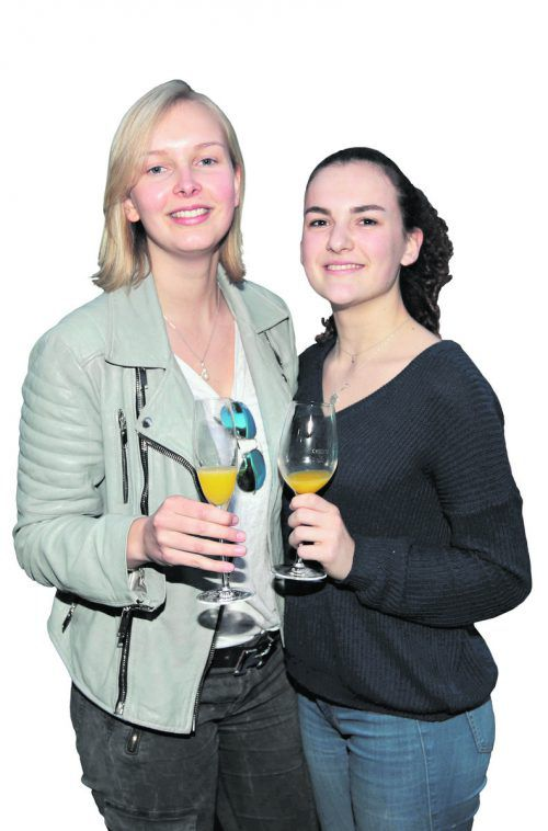 Malina Gögger und Sophia Gose (Stuttgart). Fotos: AME