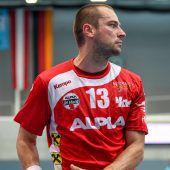 Tanaskovic geht weiter für Hard auf Torejagd