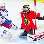 Grabners Team verlor in Ottawa