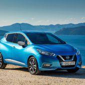 Nissan legt europaweit zu