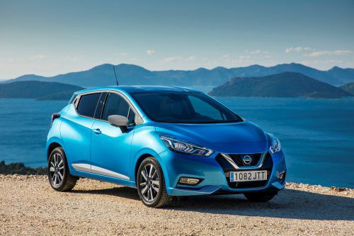 Mit neuen Modellen wie dem Micra ist Nissan auf der Überholspur.