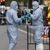 Bewaffneter Mann löst in London Terroralarm aus