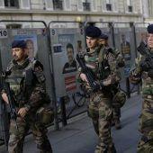 Erste Wahlrunde geht an Macron und Le Pen