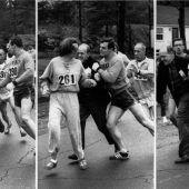 Für Frauenlaufsport auf die Barrikaden