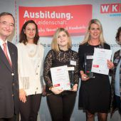 Best of Talents: Nadien Reitenbach geehrt