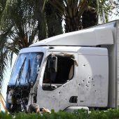 Chronologie. Anschläge mit Fahrzeugen in Europa