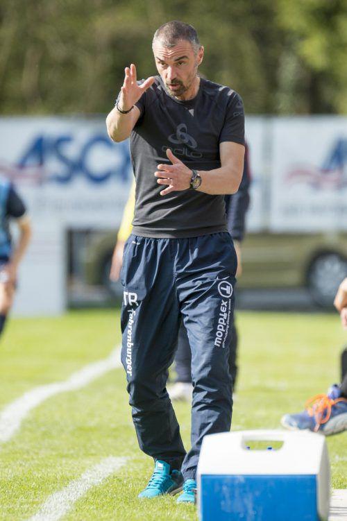 Nach seiner Station beim jetzigen Landesligisten FC Hard kehrt Oliver Schnellrieder als Trainer in sein Wohnzimmer, die Cashpoint Arena, zurück.vn-stiplovsek