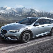 Opel bringt schicken Kombi auch im Offroad-Look