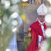 Papst verurteilt Anschläge