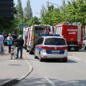 Tobender hält Polizei und Retter in Atem